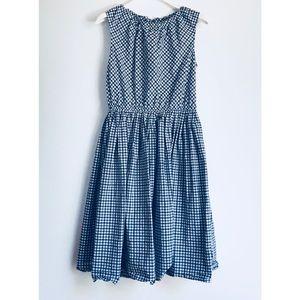 Merona ⭐️ Gingham Madewell Inspired Dress - Size M